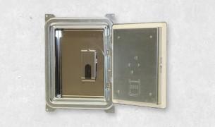 The soot door \u201eRußguard\u201c & Chimney Accessories | Johann Hillen GmbH
